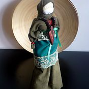 Народная кукла ручной работы. Ярмарка Мастеров - ручная работа Кукла-оберег Вербная (жизненная сила, восстановление). Handmade.