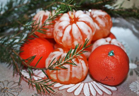 Мыло-фрукты. Подарки к Новому году. Мыло для детей.Edenicsoap.