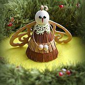 Подарки к праздникам ручной работы. Ярмарка Мастеров - ручная работа пчелка. Handmade.
