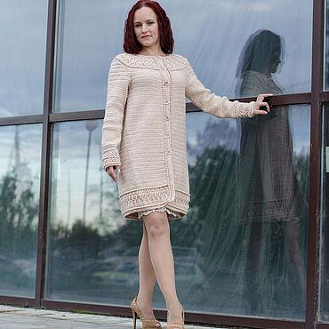 """Одежда ручной работы. Ярмарка Мастеров - ручная работа Пальто: """"Новая классика"""". Handmade."""
