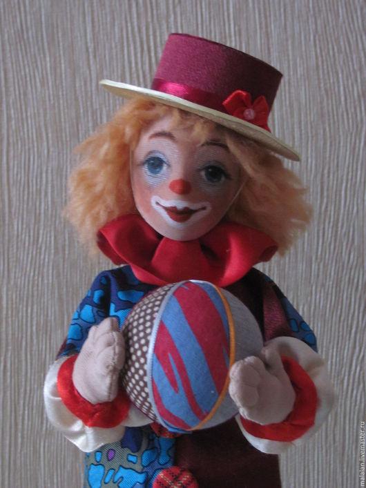 """Коллекционные куклы ручной работы. Ярмарка Мастеров - ручная работа. Купить Игрушка """"Давай поиграем!"""". Handmade. Комбинированный, забавная игрушка"""