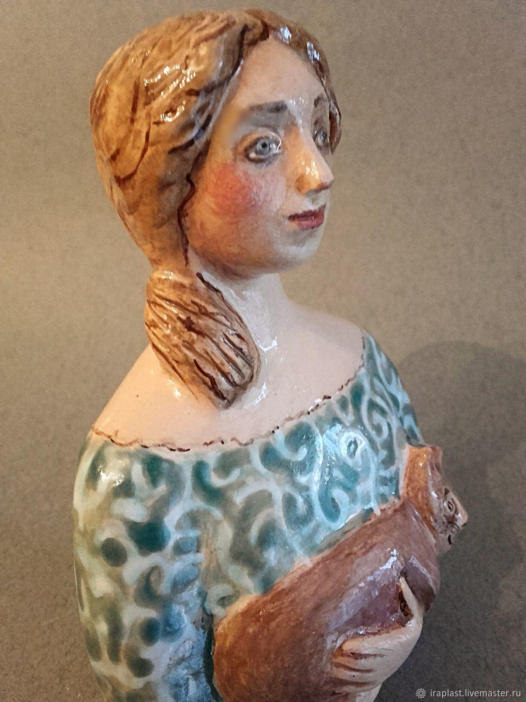 Стоимость статуэтки девушка