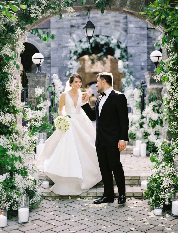 Свадьба Дианы и Жени, Цветы, Москва, Фото №1