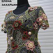 """Одежда ручной работы. Ярмарка Мастеров - ручная работа Блуза """" Лесная фея """". Handmade."""