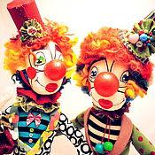 Куклы и игрушки ручной работы. Ярмарка Мастеров - ручная работа Рыжий.. Handmade.
