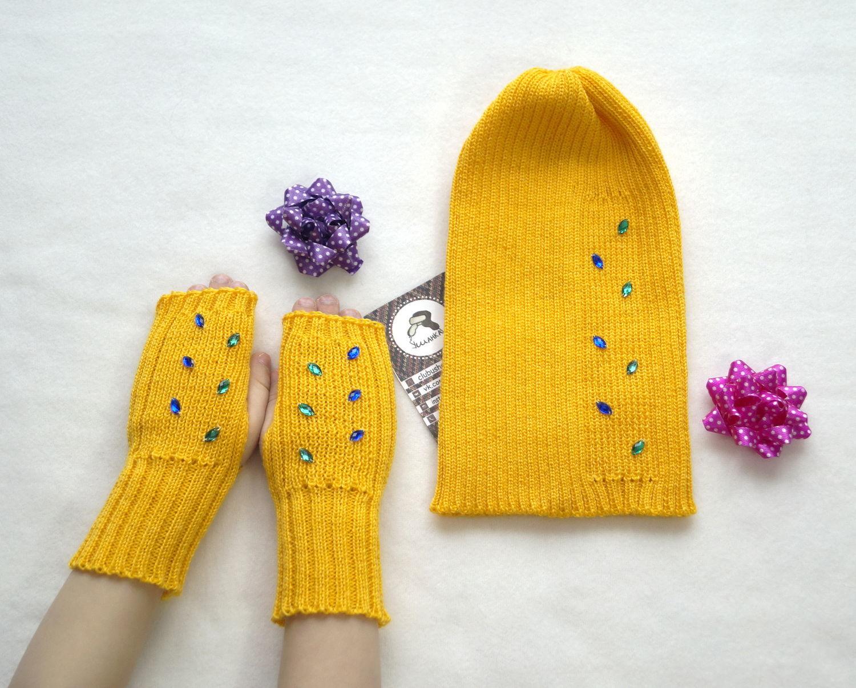 Children's hat from a wool blend yarn 'Binnie', Caps, St. Petersburg,  Фото №1