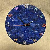 """Для дома и интерьера ручной работы. Ярмарка Мастеров - ручная работа Часы  """"Зодиак"""". Handmade."""