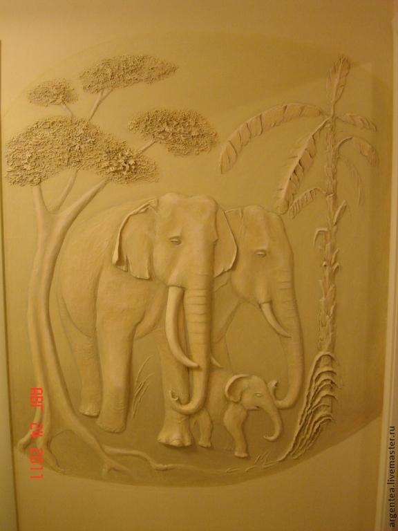 Декоративные настенные панно на стену купить - Vintajj
