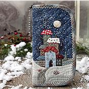 Сумки и аксессуары handmade. Livemaster - original item Big wallet
