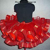 Юбки ручной работы. Ярмарка Мастеров - ручная работа Пышная юбка из фатина. Handmade.