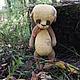 Мишки Тедди ручной работы. Ярмарка Мастеров - ручная работа. Купить Осень, осень.... Handmade. Желтый, авторская игрушка, бубенчик
