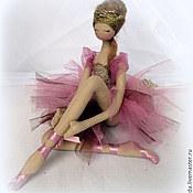 """Куклы и игрушки ручной работы. Ярмарка Мастеров - ручная работа Балерина  """"Пепел Розы"""". Handmade."""