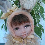 """Куклы и игрушки ручной работы. Ярмарка Мастеров - ручная работа Теддидолл """"Леся"""". Handmade."""