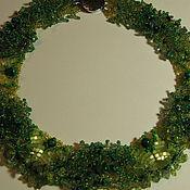 "Украшения handmade. Livemaster - original item Necklace ""Spring"". Handmade."