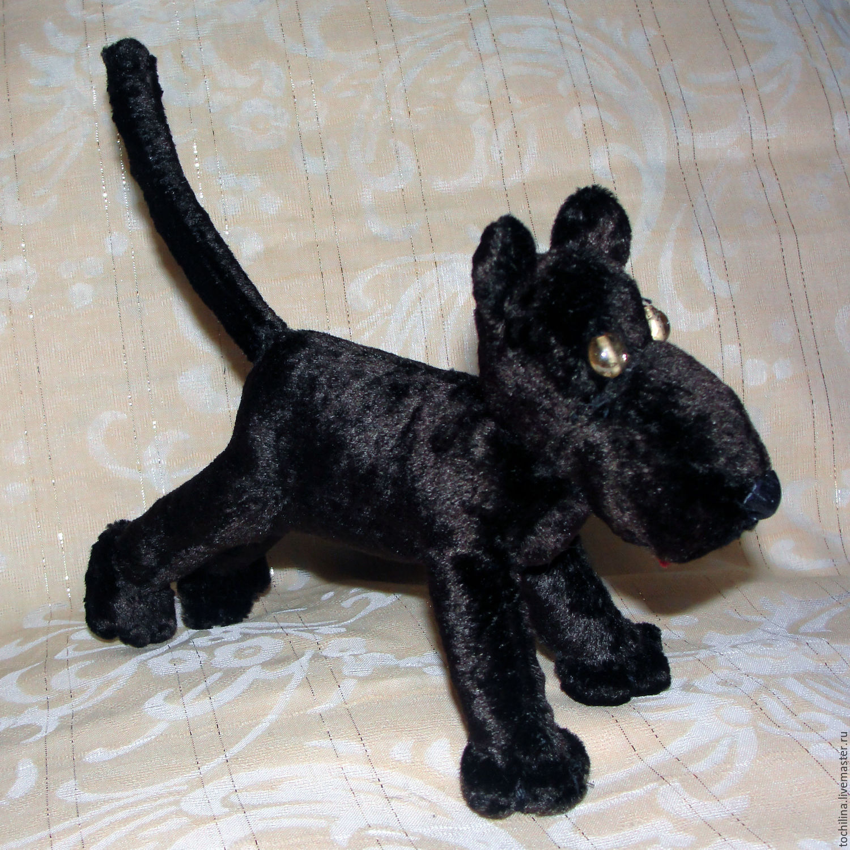 Игрушки животные, ручной работы. Ярмарка Мастеров - ручная работа. Купить Мягкая игрушка Пантера Багира. Handmade. Игрушка