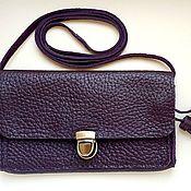 Сумки и аксессуары handmade. Livemaster - original item clutches: Bag. Handmade.