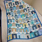 handmade. Livemaster - original item blankets: Bedspread