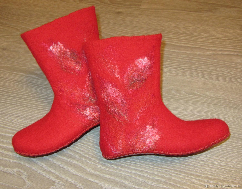 Красные черевички, Валенки, Петрозаводск,  Фото №1