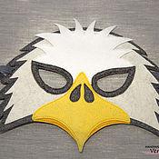 Сделать маску орла своими руками