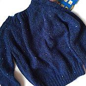 Одежда ручной работы. Ярмарка Мастеров - ручная работа Пуловер реглан.. Handmade.