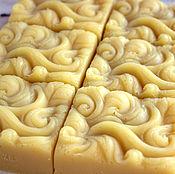 Косметика ручной работы. Ярмарка Мастеров - ручная работа LUXE Шелковый путь натуральное мыло с нуля подарок женщине. Handmade.
