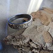Украшения ручной работы. Ярмарка Мастеров - ручная работа кольцо серебро Кора 2. Handmade.