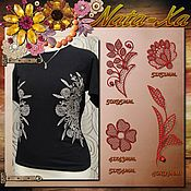 Материалы для творчества handmade. Livemaster - original item the colors of autumn. A collection of parts creates the look of lace.. Handmade.
