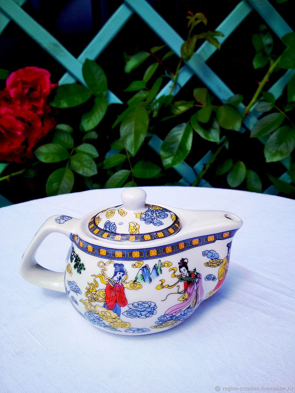 Винтаж: Заварник, Винтажные чайники, Калининград, Фото №1