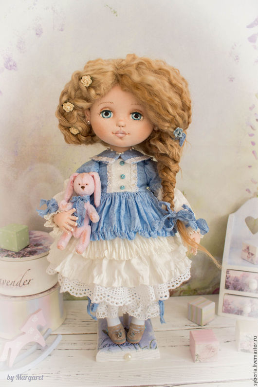Sophie S Squishy Collection : Buy Sophie. Collection textile doll on Livemaster online shop
