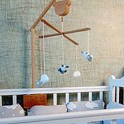 Мягкие игрушки ручной работы. Ярмарка Мастеров - ручная работа Кронштейн для мобиля в кроватку (без музыкального блока и крестовины). Handmade.