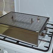 Для дома и интерьера handmade. Livemaster - original item Stainless steel smokehouse. Handmade.