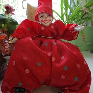 Куклы и игрушки ручной работы. Ярмарка Мастеров - ручная работа Коллекционная фарфоровая кукла. Handmade.