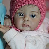 Куклы и игрушки ручной работы. Ярмарка Мастеров - ручная работа Кукла реборн Хлоя. Handmade.