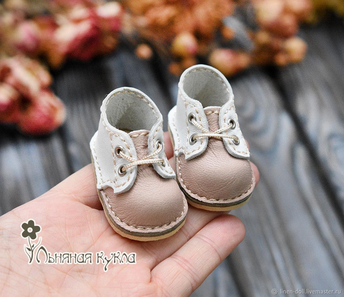 Туфли-ботиночки для кукол, Одежда для кукол, Краснодар,  Фото №1