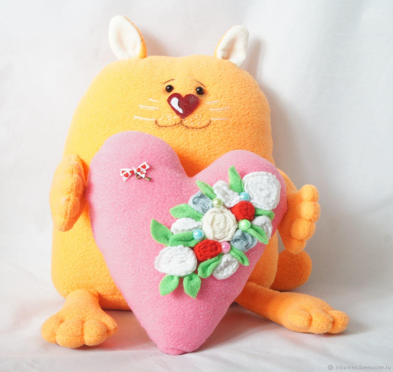 Я подарю тебе сердце, Мягкие игрушки, Рязань,  Фото №1