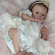 Куклы и игрушки handmade. Livemaster - original item Doll reborn Adele 3.. Handmade.