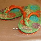 Обувь ручной работы handmade. Livemaster - original item Slates home