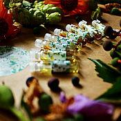Духи ручной работы. Ярмарка Мастеров - ручная работа Набор пробников Травы Ведуньи. Handmade.