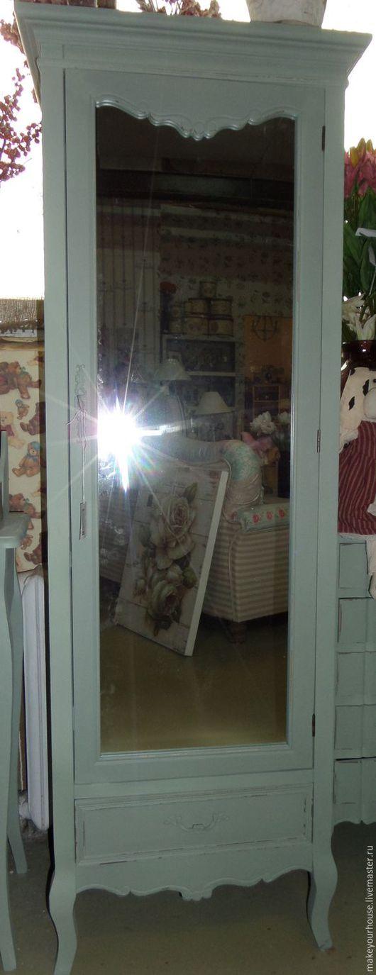 """Мебель ручной работы. Ярмарка Мастеров - ручная работа. Купить Зеркальный шкаф.Коллекция """"Олива"""". Handmade. Шкаф, зеркальный шкаф"""