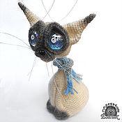 Куклы и игрушки ручной работы. Ярмарка Мастеров - ручная работа Лунный Сиам. Handmade.