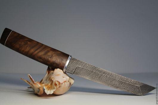 Оружие ручной работы. Ярмарка Мастеров - ручная работа. Купить нож ручной работы. Handmade. Комбинированный