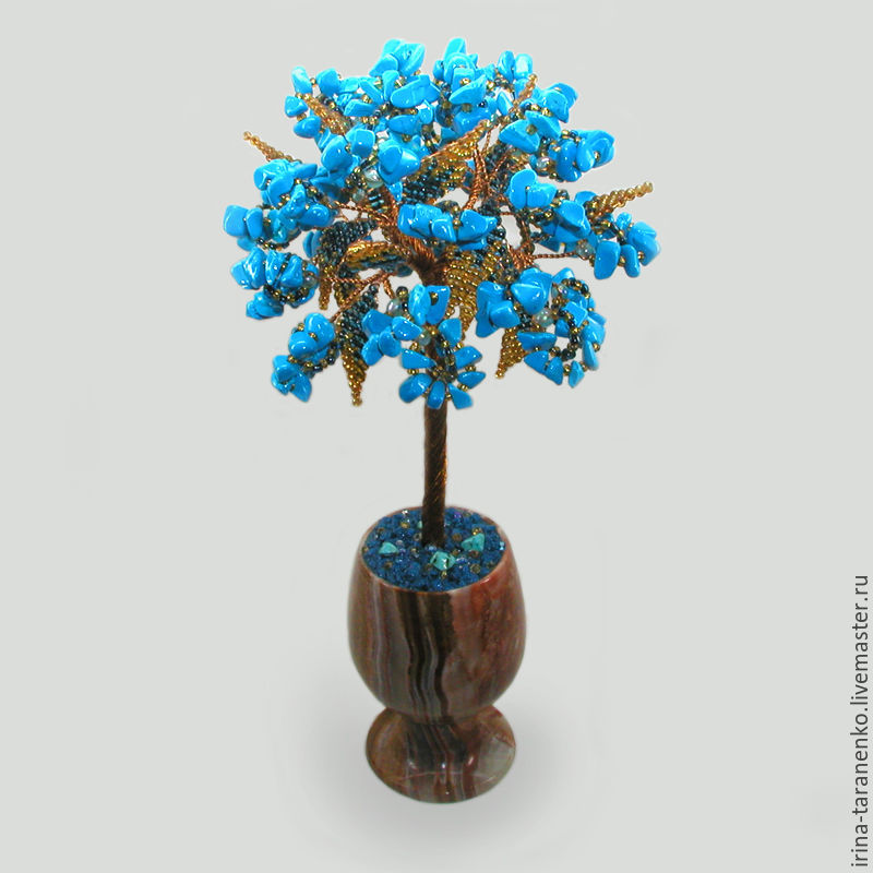 Tree `Health and wellbeing` turquoise