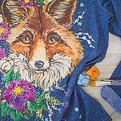 Одежда handmade. Livemaster - original item Fox La Fleur. Handmade.