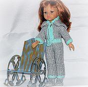 Куклы и игрушки ручной работы. Ярмарка Мастеров - ручная работа Теплый комбинезон. Handmade.