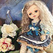 Куклы и игрушки ручной работы. Ярмарка Мастеров - ручная работа Сюзанна. Коллекционная текстильная кукла.. Handmade.