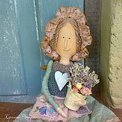 Куклы и игрушки ручной работы. Ярмарка Мастеров - ручная работа Степная полынь. Handmade.