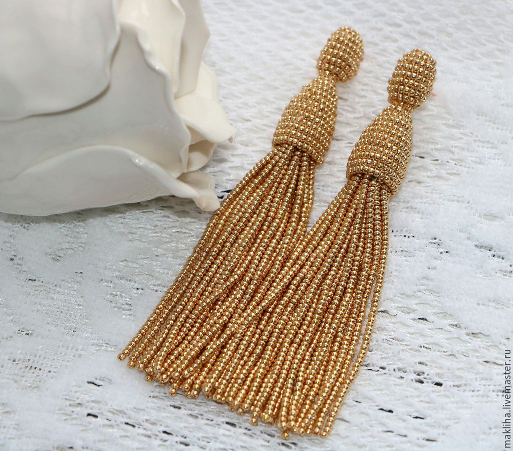 beaded earrings jewellery product