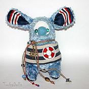 Куклы и игрушки ручной работы. Ярмарка Мастеров - ручная работа Кроликоид Моряк. Handmade.