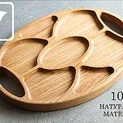 Посуда handmade. Livemaster - original item Wooden menazhnitsa