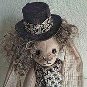 """Куклы и игрушки ручной работы. Ярмарка Мастеров - ручная работа Тедди заяц """"Г. Х. Андерсен"""". Handmade."""